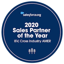 salesforce partner of the year 2020